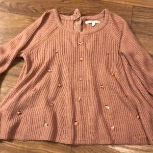 Lauren Conrad sweater XL